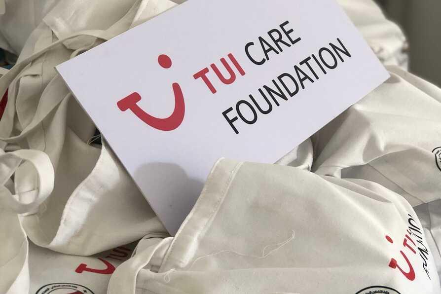 TUI Care Foundation Food Bank Egypt2