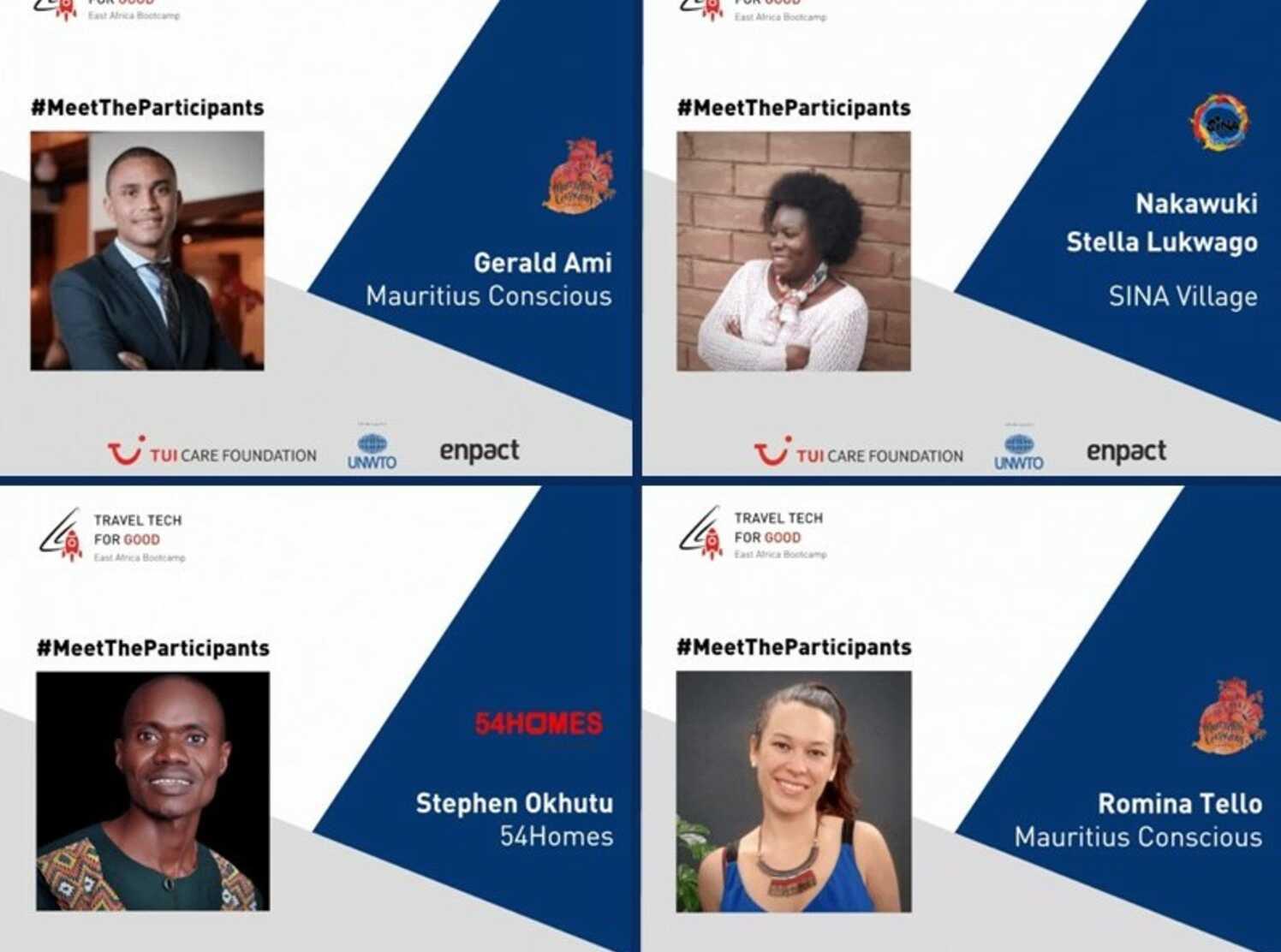TT4G East Africa Participants
