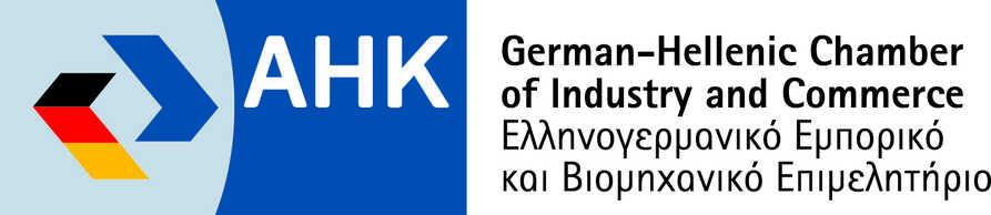 AHK Griechenland Logo