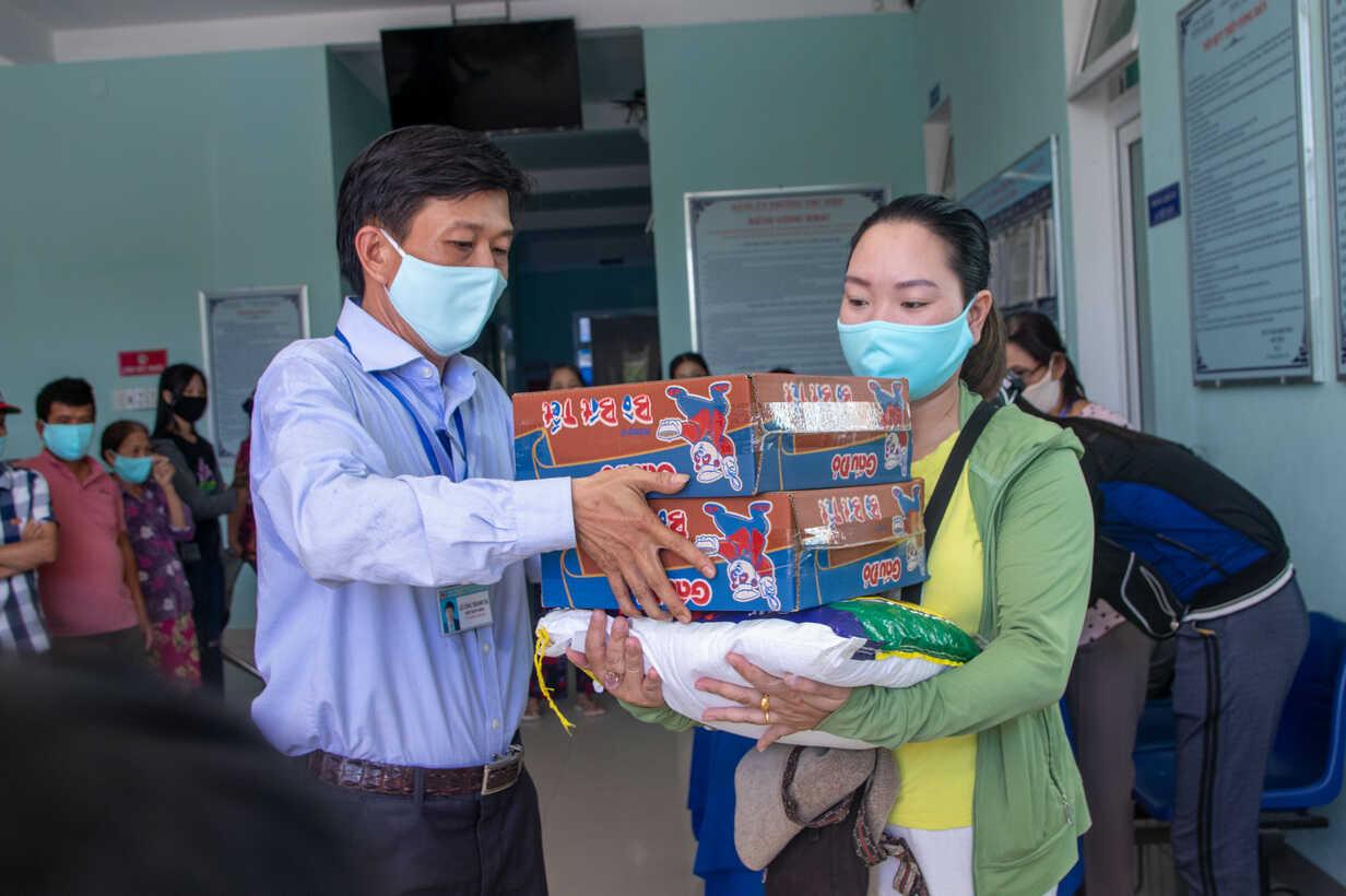 Corona Relief in Vietnam @Plan International