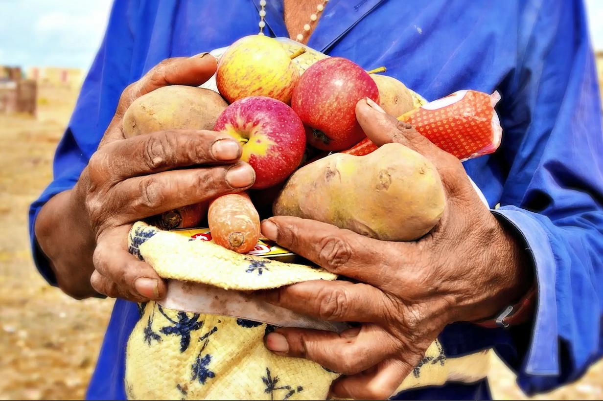 Food security copyright: CSD foundation