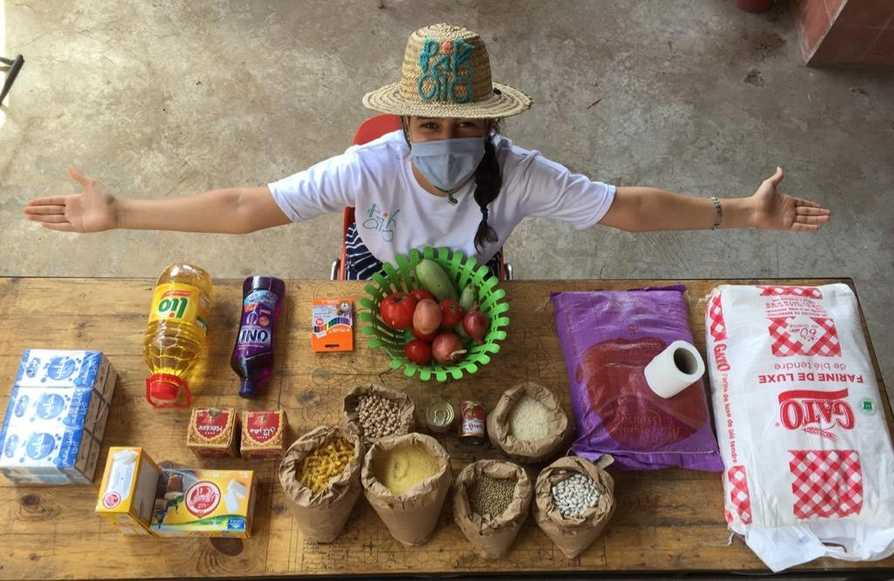 TUI Care Foundation Food Bank Morocco
